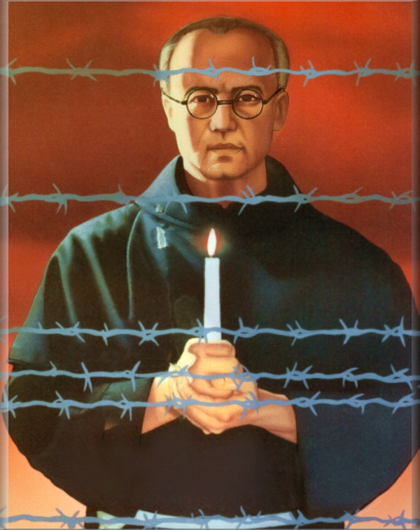 st maximilian kolbe Saint maximilian kolbe is the patron of families, drug addicts, prisoners, journalists, and the pro-life movement known for founding the immaculata movement and producing the knight of the.
